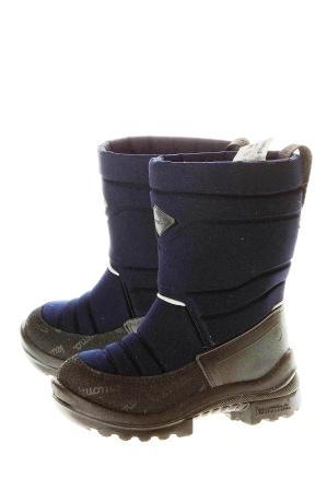 KUOMA 1203 01 Putkivarsi сапоги детские утепленные, синий (поступление 16.11.2020г.) цена 5290руб.
