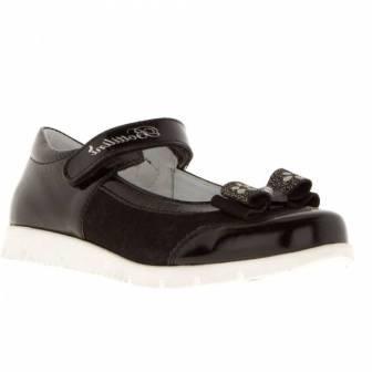 Bottilini  TS-201(3) туфли цвет черный (р.32-35) (поступление 23.07.2020г.) цена 2550руб.