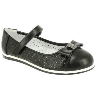 KENKÄ MXA_8828_black туфли(р.31-36) (поступление 07.08.2020г.) цена 1600руб.