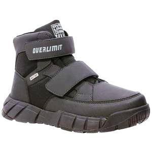 KAPIKA  Ботинки (черный) 37-41  44238-2  (поступление 22.10.2020г.) цена 3700руб.