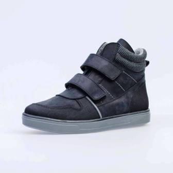 КОТОФЕЙ  652167-31 черный ботинки школьные Нат. кожа, 33-37,5 (поступление 09.02.2021г.) цена 3600руб.