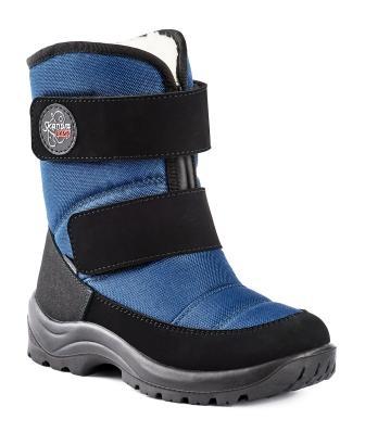 SKANDIA сапожки детские, цвет джинс амаркорд,  размеры 29-38, (Арт. 3572R) (поступление 23.09.2021г.) цена 5250руб.