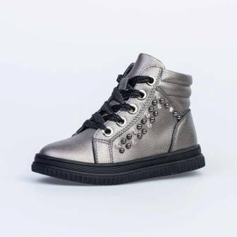 КОТОФЕЙ  554062-32 бронзовый ботинки дошкольно-школьные Комбинирован., 28-33 (поступление 05.03.2021г.) цена 3150руб.