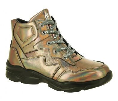 KENKÄ LRF_2070_bronze ботинки (поступление 13.03.2021г.) цена 2200руб.
