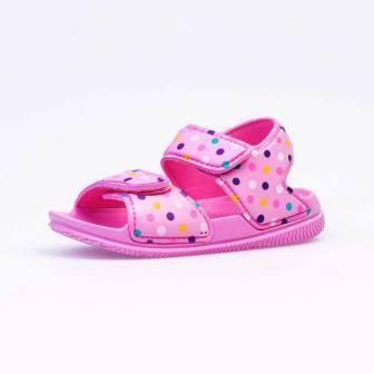 КОТОФЕЙ 325104-11 розовый туфли пляжные малодетско-дошкольные полимерн. мат., р.25-29 (поступление 24.05.2021г.) цена 900руб.