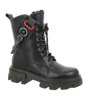KENKÄ ЗИМА TCU_9006-705_black ботинки (поступление 27.09.2021г.) цена 4800руб.