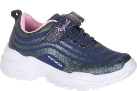 KAPIKA  Обувь для активного отдыха (т.синий) р.31-34  73491с-1  (поступление 21.07.2020г.) цена 1950руб.