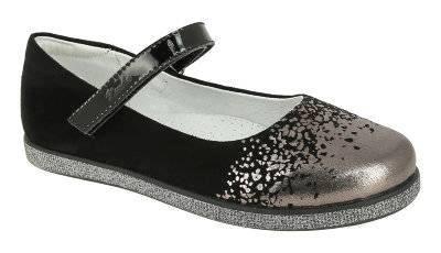 KENKÄ MXI_8255-10_bronze туфли для школьников-девочек (р.31-36)  (поступление 07.08.2020г.) цена 1500руб.