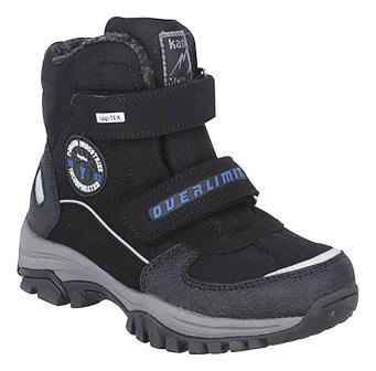 KAPIKA Ботинки (черный) 36-39  44239-1  (поступление 22.10.2020г.) цена 3600руб.