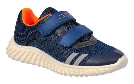 Зебра 15534-5 Полуботинки кроссовые школьные (32-37) (поступление 24.02.2021г.) цена 1800руб.