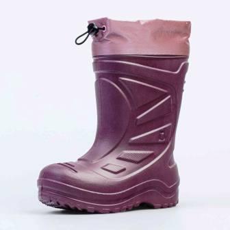КОТОФЕЙ 565119-11 розовый сапоги дошкольно-школьные ЭВА, 31-34 (поступление 01.04.2021г.) цена 1150руб.