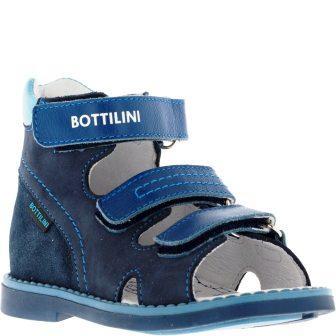 Bottilini SO-157(8) Сандалии цвет синий (р.27-30) (поступление 30.07.2021г.) цена 2550руб.