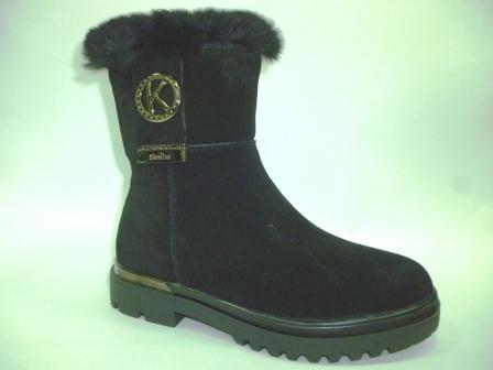 KENKA  TQP_5253-74_black N ботинки  (поступление 15.10.2019г.)  цена  3690руб.