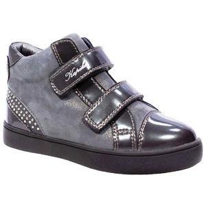 KAPIKA  Ботинки (серый) 28-33  52379ук-1  (поступление 14.09.2020г.) цена 3200руб.