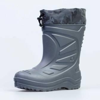 КОТОФЕЙ 565119-14 серый сапожки дошкольно-школьные ЭВА (поступление 01.04.2021г.) цена 1150руб.