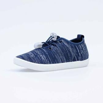 КОТОФЕЙ 531068-13 синий полуботинки дошкольно-школьные текстиль (поступление 21.04.2021г.) цена 1300руб.