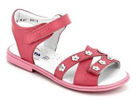 ТОТТА Туфли открытые детские  1162-757 (пион) (поступление 23.04.2021г.) цена 1750руб.