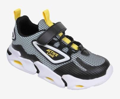 KAPIKA Обувь для активного отдыха  р.30-34  артикул 73614-2 (черный) (поступление 26.04.2021г.) цена 2250руб.