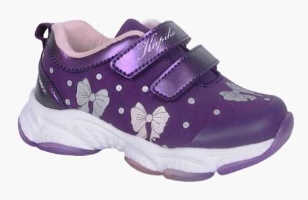 KAPIKA Обувь для активного отдыха р.23-27, артикул 71387с-2 (фиолетовый) (поступление 25.08.2021г.) цена 2500руб.