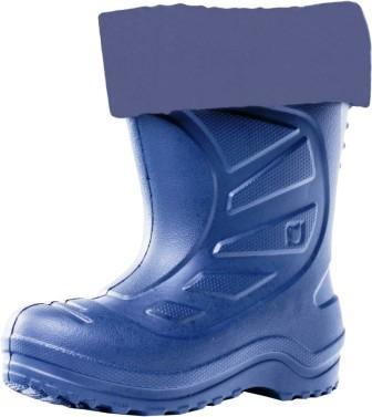 КОТОФЕЙ 665003-12 синий сапоги школьные ЭВА, (поступление 26.03.2021г.) цена 1250руб.