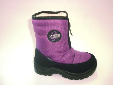 SKANDIA сапоги детские , цвет фиолетовый амаркорд(TuonoAlbanyAmarcord_Purple),  размер 25-32  (Арт. 3568R) (поступление 24.09.2019г.)  цена  3900руб.
