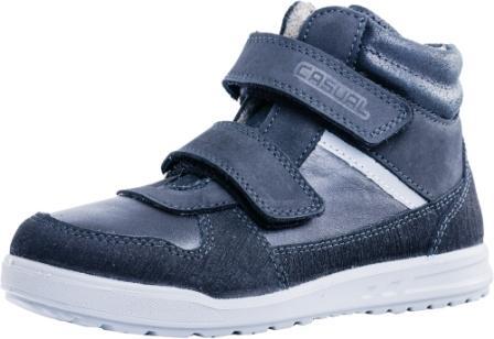 КОТОФЕЙ 752114-34 черный ботинки школьно-подростковые нат. кожа, 36-40 (поступление 09.02.2021г.) цена 3990руб.
