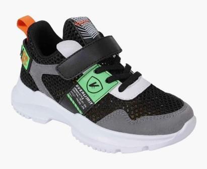KAPIKA Обувь для активного отдыха р. 33-37  артикул 74568-1 (черный) (поступление 26.04.2021г.) цена 2300руб.