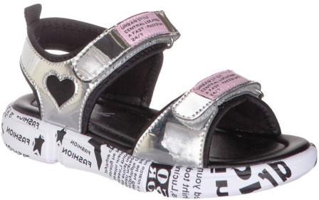KAPIKA Туфли летние р.28-32  82145-3 (серый) (поступление 31.05.2021г.) цена 1850руб.