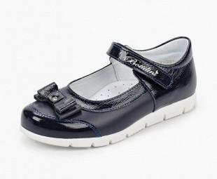 Bottilini TS-201(4) туфли цвет синий (р.30-36) (поступление 30.07.2021г.) цена 2690руб.