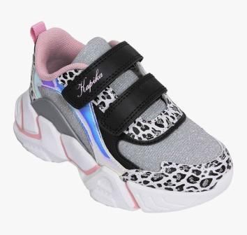 KAPIKA Обувь для активного отдыха р.28-32, артикул 72601-1 (серый) (поступление 25.08.2021г.) цена 2350руб.