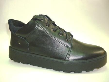 Лельм 7-1638 Ботинки мальчиковые (черный)   (поступление 29.02.2020г.)  цена  3950руб.