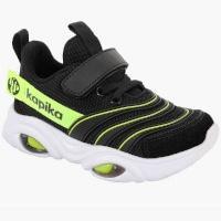 KAPIKA Обувь для активного отдыха р.25-29  72603-2 (черный) (поступление 17.04.2021г.) цена 2250руб.