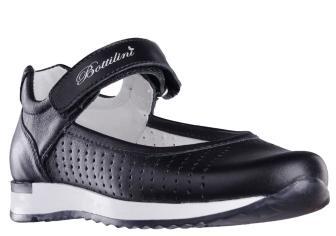 Bottilini TS-304(6) Туфли цвет черный (р.31-34) (поступление 30.07.2021г.) цена 2880руб.