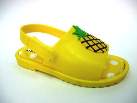 KEDDO Пляжная обув 597890/01-07 желтые  (поступление 17.04.2019г.) цена  890руб.