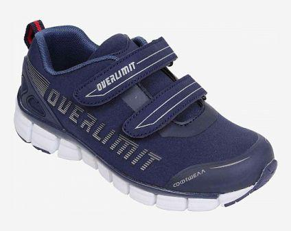 KAPIKA Обувь для активного отдыха (синий) р.33-37 артикул 73602с-2 (поступление 19.08.2021г.) цена 2700руб.