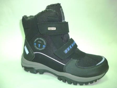 KAPIKA Ботинки текстиль (черный) р.36-39  44195 (черный)    (поступление 28.10.2019г.)  цена  3050руб.