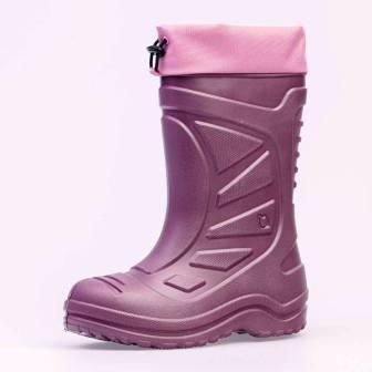 КОТОФЕЙ 665002-18 розовый сапоги школьные ЭВА, 35-37,5 (поступление 05.03.2021г.) цена 1200руб.