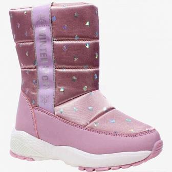 KAPIKA Сапоги (розовый) 26-30  1186д-2 (поступление 09.10.2020г.) цена 2150руб.