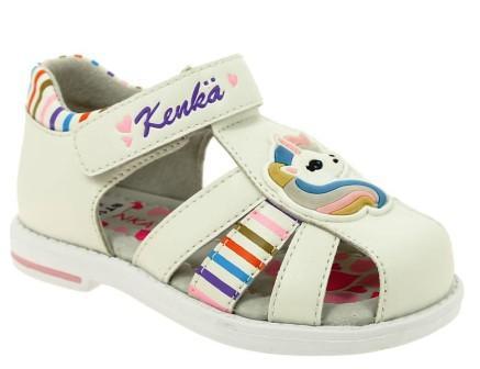 KENKÄ XHE_1033_white туфли летние (поступление 07.05.2021г.) цена 1700руб.