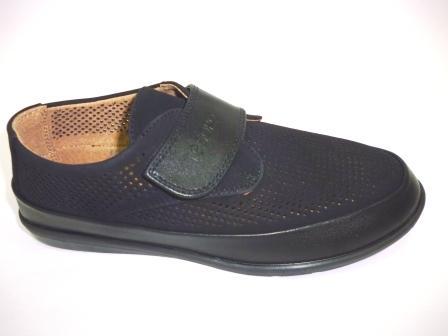 KEDDO  998333/05-01 черный детские (для мальчиков) полуботинки  (поступление 06.08.2019г.) цена  1800руб.