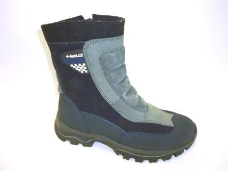 Лель Зима м 6-1286 Сапожки школьные (синий)   (поступление 12.10.2019г.)  цена  4990руб.