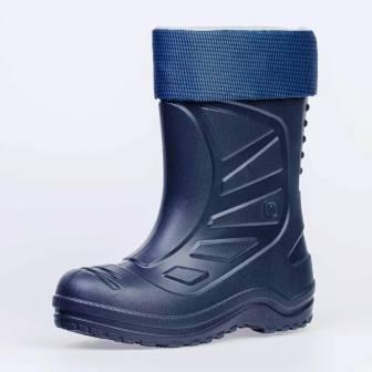 КОТОФЕЙ 665003-12 синий сапоги школьные эва, 35-37,5 (поступление 05.03.2021г.) цена 1200руб.