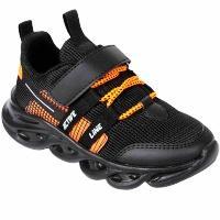 KAPIKA Обувь для активного отдыха р.30-34  73591-1 (черный) (поступление 17.04.2021г.) цена 2300руб.