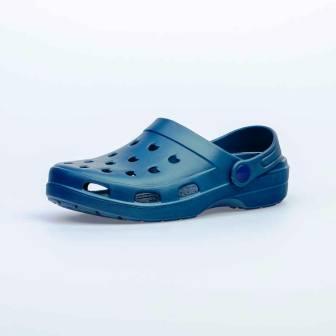 КОТОФЕЙ 525064-02 синий туфли пляжные дошкольно-школьные эва, (поступление 07.05.2021г.) цена 550руб.