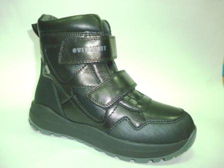KAPIKA Ботинки (черный) р.33-37  63252шк (черный) (поступление 28.10.2019г.)  цена  3990руб.