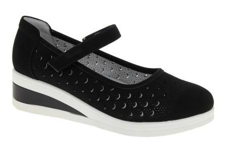 KENKÄ MYT_1369-1_black туфли (поступление 26.07.2021г.) цена 1950руб.