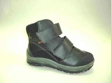 Лель м 3-1359 Ботинки дошкольные байка (черный)  (поступление 29.02.2020г.)  цена  3200руб.