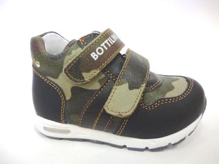 Bottilini BL-209(2) Ботинки цвет коричневый (р.21-25) (поступление 12.03.2020г.)  цена  2600руб.