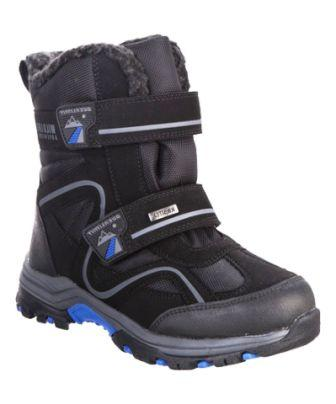 KAPIKA Ботинки текстиль (черный) р.33-37  43305-1  (поступление 22.10.2020г.) цена 3300руб.