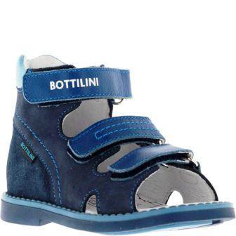 Bottilini  SO-157(8) Сандалии цвет синий (р.23-25)  (поступление 13.11.2020г.) цена 2300руб.